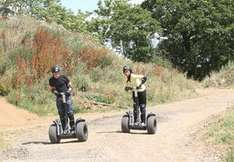 30 mins Segway for two £23.20, BuyaGift