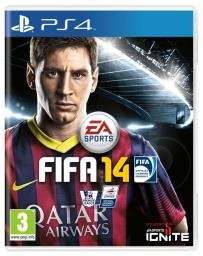 FIFA 14 (PS4 Pre Owned) £5.99 Delivered @ Grainger Games (If It's In The Game Then It's In The Game)