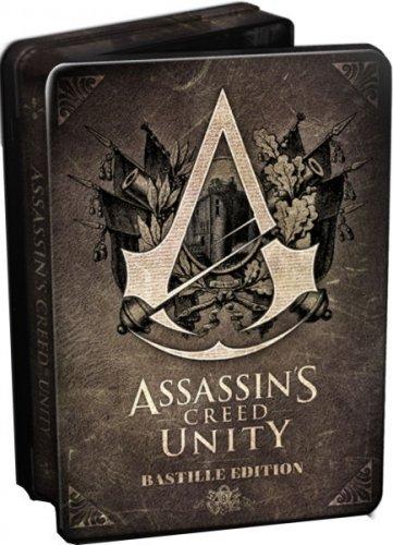 Assassin's Creed: Unity Bastille Edition PS4/XBOX ONE - £42.99 @ Amazon