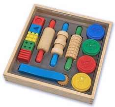 Melissa & Doug Shape, Model and Mould Set £7.49  (free delivery £10 spend/prime) @ Amazon