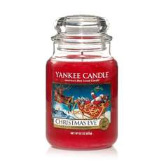 Yankee Candle Large Jar Christmas Eve £19.99 and part of the 3 for 2 Promotion at Boots