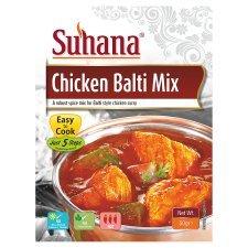 Suhana Spice Mixes: BOGOF £1.00 @ Tesco