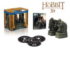 The hobbit: the desolation of smaug 3d - bookend blu-ray steelbook  £70.19 @ zavvi