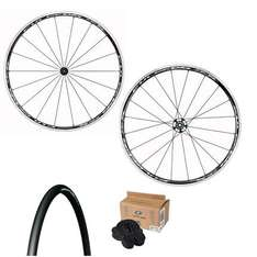 Fulcrum Racing 7 Clincher Wheelset, Michelin Pro4 Tyres and Tube Bundle - £149.79 @ Wiggle