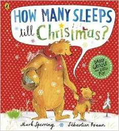 How Many Sleeps till Christmas? paperback book @amazon £4.00 (Free Delivery with Prime/£10 spend)