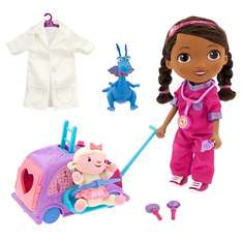 Doc McStuffin Walk'n'Talk Clinic - Disney Store