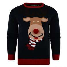 Mens LED Christmas Jumper @ eBay £10.99