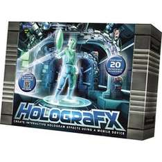 Holografx Game RRP £36.00 £2.99 @ Home Bargains