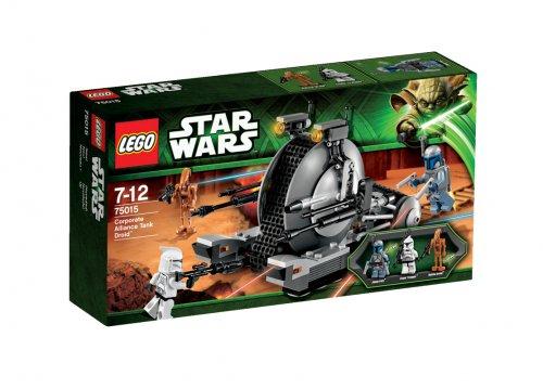 LEGO Star Wars Corporate Alliance Tank Droid - 75015 for £14.25 @ direct.asda.com
