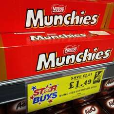 Munchies 300g SuperTube £1.49 @ Home Bargains