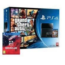 PS4 Console  Inc GTA V + Driveclub £309.99 @ Shopto via Rakuten.co.uk