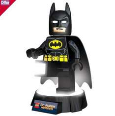Lego Batman LED Torch - £19.99 (Free Order & Collect or £2.95 Delivery)