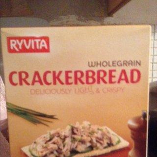 Ryvita Crackerbread 69p at Home Bargains
