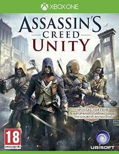 Assassins Creed Unity £33.79 ($29.99+shipping & import fees)@Amazon.com for Xbox One, PS4 & PC