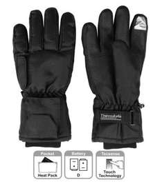 Heated gloves (Battery Or heat pack operated) £4.49+ delivery £3.95 - online @ Primrose.co.uk