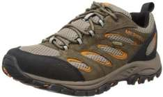 Merrell Mens Tucson Trekking and Hiking Shoes for £37.50 on Amazon UK