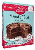 betty crocker cake mix and icing 2 for £3 @ Asda