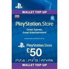 £50 PSN Credit For £25 (with Amex offer) @ Argos *PLEASE READ DESCRIPTION*