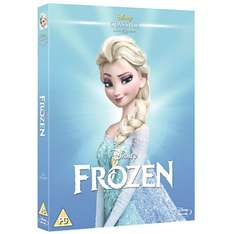 Frozen Blu Ray £9 at Fopp
