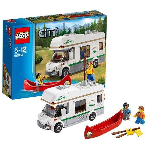 LEGO City Great Vehicles 60057: Camper Van FREE PP AMAZON - £14