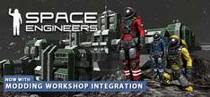 Space Engineers 50% off only 7.49 4-pack £22.49 @ Steam