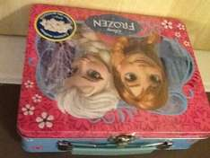 Frozen case containing marsmallows home bargains £2.99