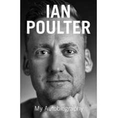 No limits Ian Poulter Biography £9 - £8 with code free delivery to my local tesco local.