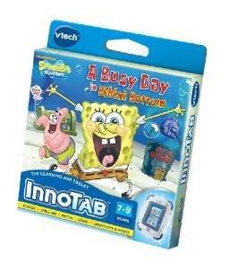 Spongebob Innotab Game £3.49 Amazon add on item