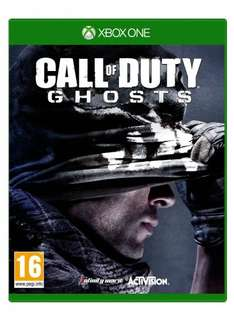 Call of Duty: Ghosts XBOX One £16.85 @ Amazon