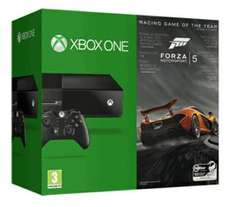Xbox One + COD Advanced Warfare, Forza 5 (Download), GTA V & Extra Controller - £359.99 @ Game