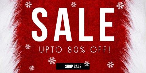 up to 80% off sale @ AX Paris