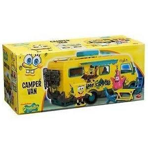 B&M spongebob square pants camper van £16.99
