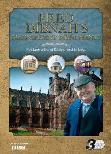 Fred Dibnahs Magnificent Monuments Box Set DVD ZAVVI £5.69