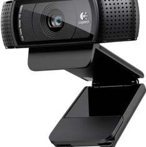 Logitech C920 HD Webcam £44.99 @ Amazon