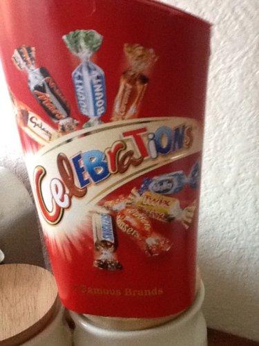 Celebrations carton tesco 245g £1.65