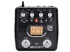 zoom G2Nu multi effects pedal, £59 from GAK