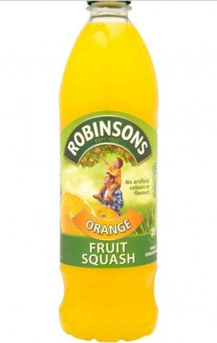 44p Robinsons Fruit Orange Squash (1L) via TCB app. 74p @ Tesco...