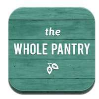 """Get """"The Whole Pantry"""" iOS App for free, worth £1.99"""