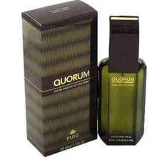 Antonio Puig Quorum Eau de Toilette - 100 ml £5  (free delivery £10 spend/prime) @ Amazon
