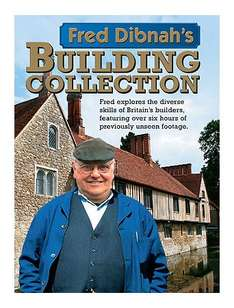 Fred Dibnahs Building Collection DVDx3 1 per customer, £6.98 delivered @ ClassicMovieStore