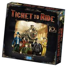 Ticket To Ride 10th Anniversary board game, £41.99 Amazon