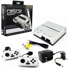 Repo NES console New for £13.53 posted @ Gameseek