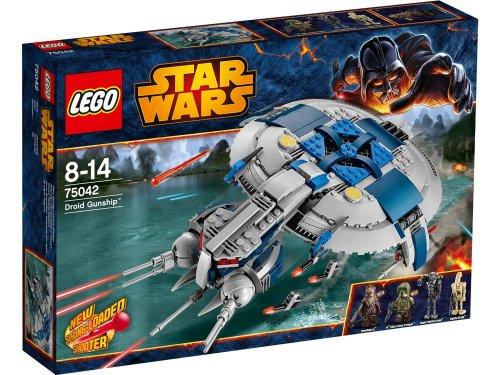 LEGO Star Wars 75042: Droid Gunship £30.01 @ Amazon