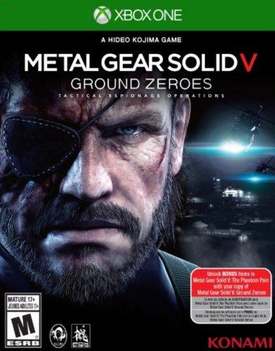 MGS V: Ground Zeros - £6.60 @ Xbox.com