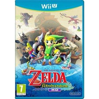 The Legend Of Zelda The Wind Waker HD (Nintendo Wii U) - £32.85 @ Rakuten (Shopto) with code