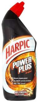 Harpic Power Plus 750 ml (Pack of Six)FREE Delivery in the UK on orders over £10. - £6 @ Amazon