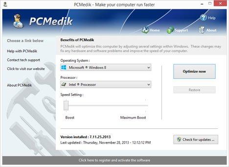 FREE serial number for PCMedik 7 PREMIUM