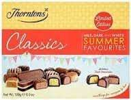 Thorntons Milk/Dark/White Summer favourites 196g Now Only £1.99 @ Home Bargains Instore
