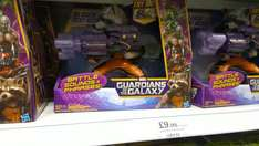 Guardians of the Galaxy rocket raccoon rrp £40 now £9.99 Home Bargains