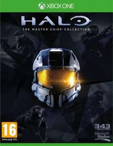 Halo Master Chief Xbox One £31.95 with code at Rakuten/TheGameCollection